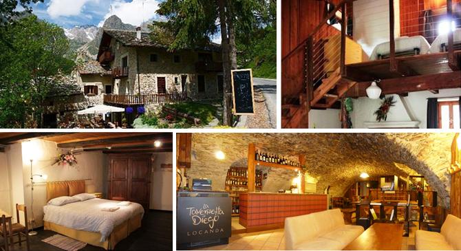case vacanze in montagna - valle Maira