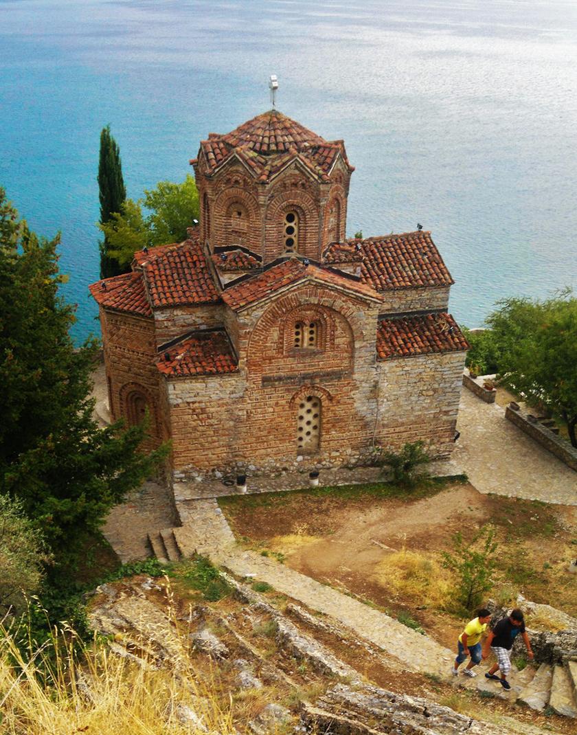 lago Ocrida