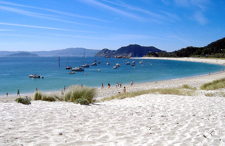 spiaggia isole cies