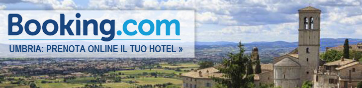 Booking.com hotel Umbria
