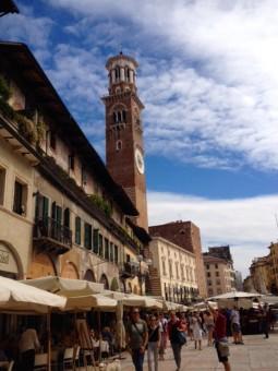 Cosa visitare a Verona: Torre dei Lamberti