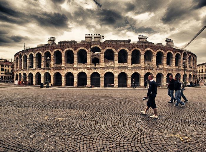 Cosa vedere a Verona: Arena