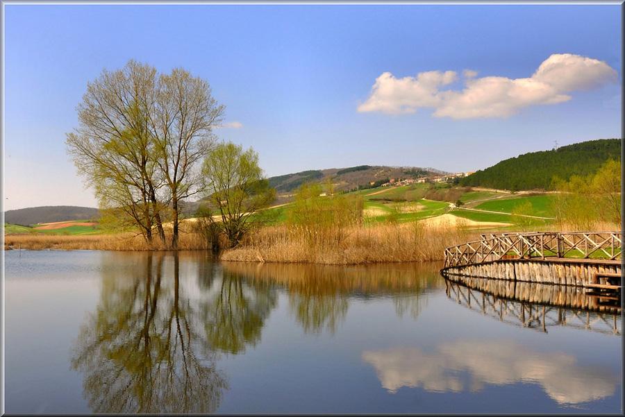 Umbria itinerario: Colfiorito