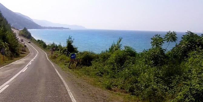 Lungo la costa del Mar Nero  | Foto di Ileana Ongar