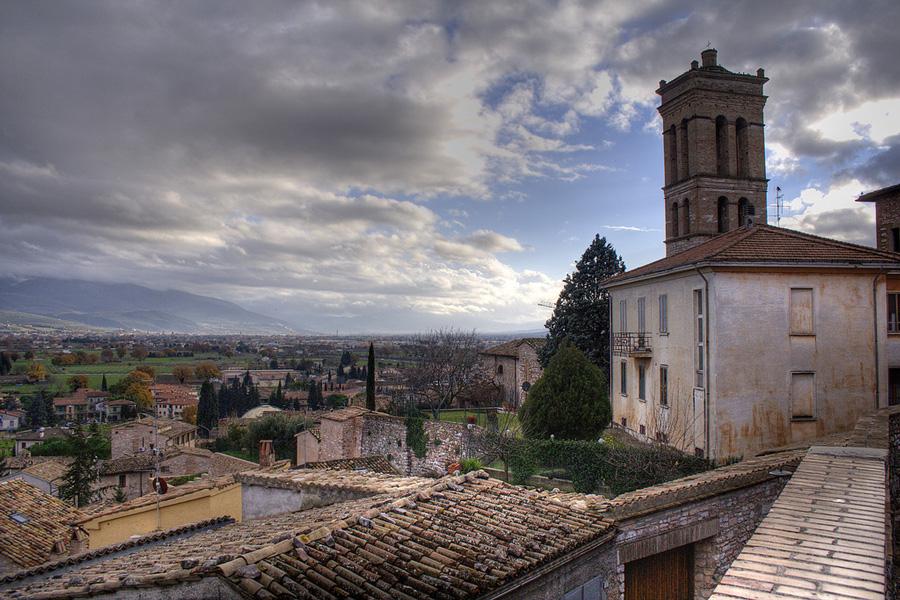 Itinerario Umbria: Spello