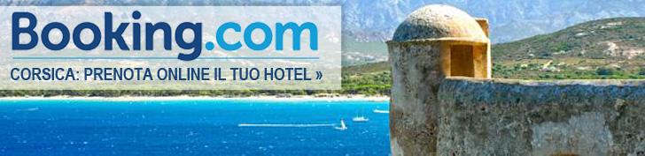 Prenota il tuo hotel in Corsica