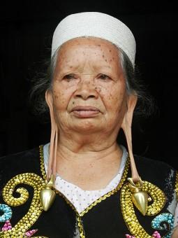 Kalimantan viaggio: Dayak