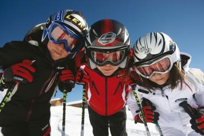 sciare-con-bambini, Alto Adige