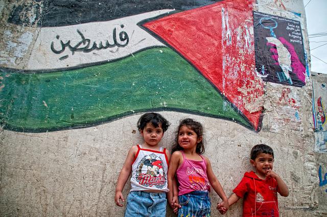 Campi profughi Palestina
