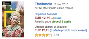 Compra su Amazon Thailandia di National Geographic