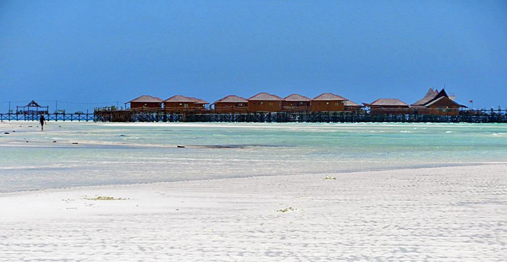 Derawan e Maratua, isole tropicali