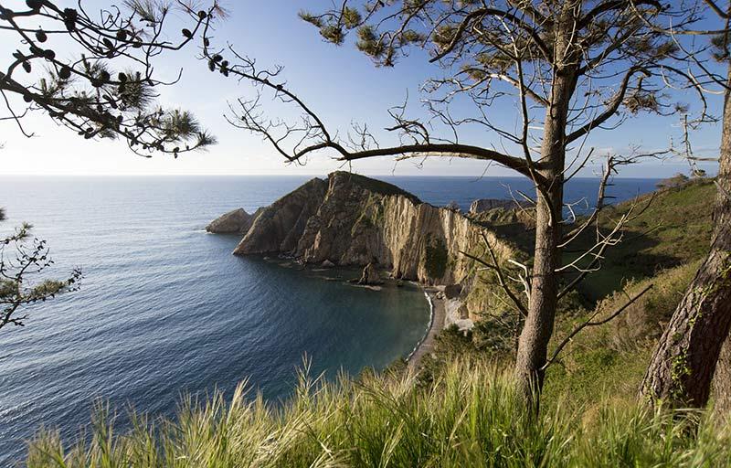 Playa del Silencio, Asturie, Spagna