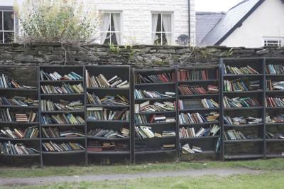 Hay-on-Wye: la città dei libri usati