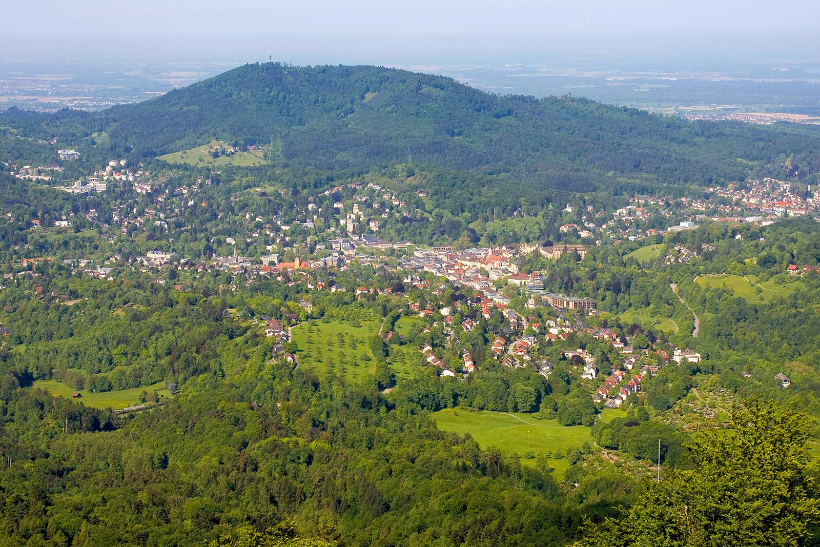 Baden Baden, Foresta Nera