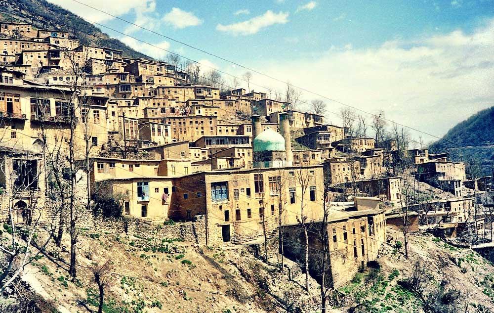 ecoturismo in Iran