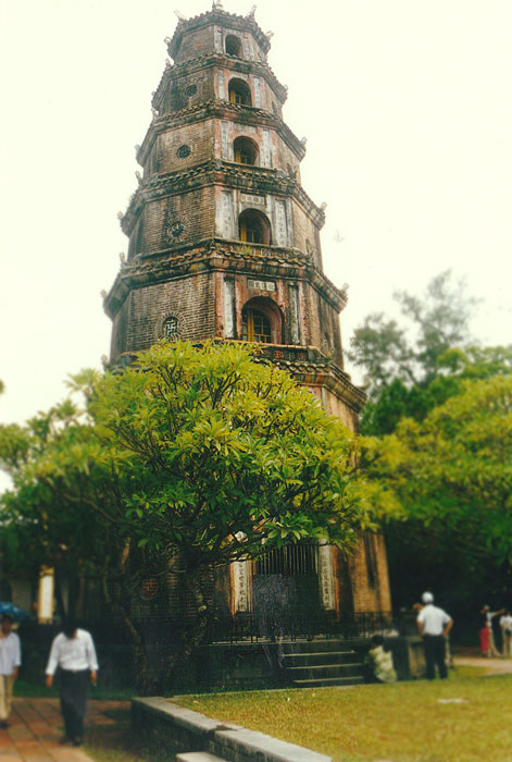 Tombe imperiali Hué