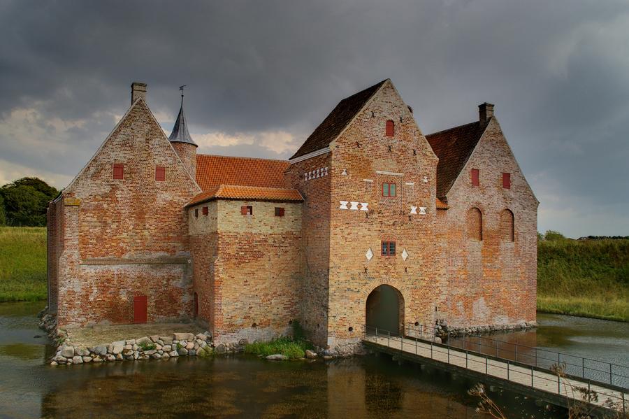 Castello di Spøttrup, Jutland