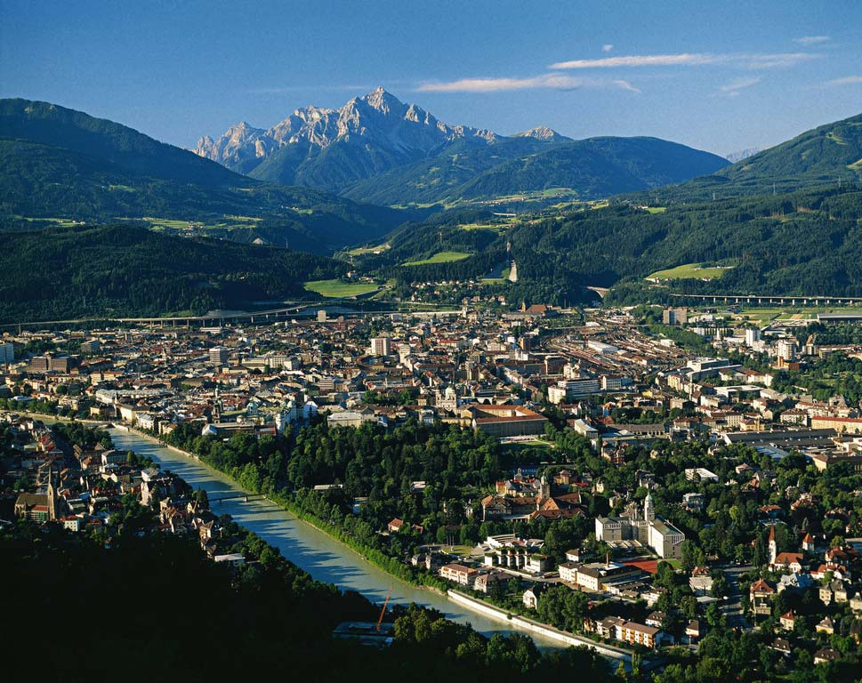 Innsbruck: weekend in bici