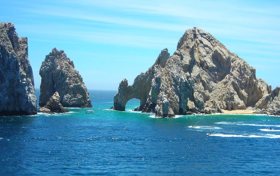spiagge Baja California