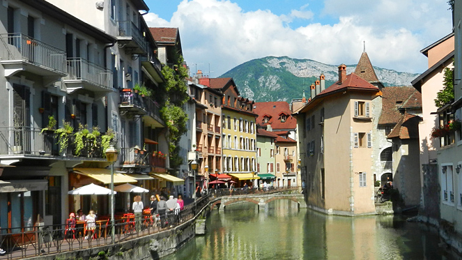 Annecy, cosa vedere