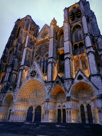 Bourges, Cattedrale