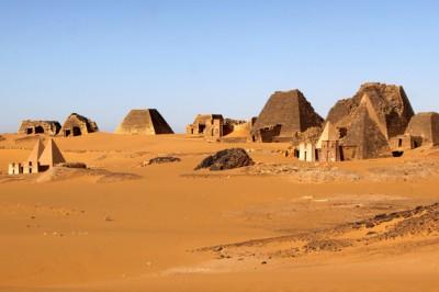 Piramidi nubiane