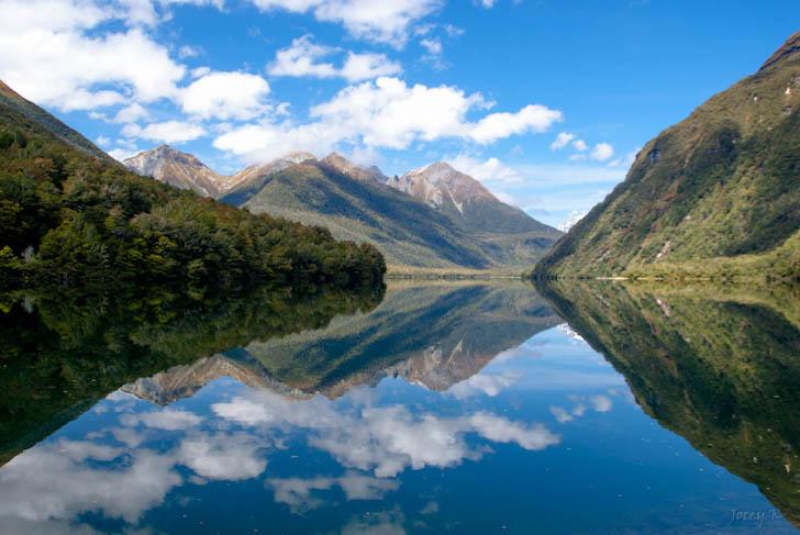 Nuova Zelanda, fiordi