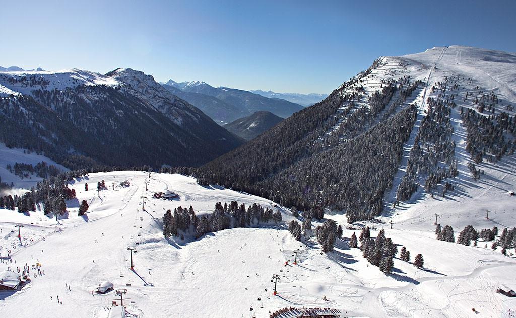 re in Alto Adige, Obereggen