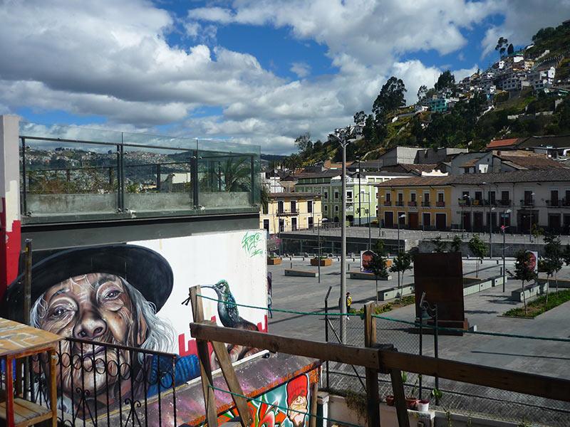 Quito, Calle Loja