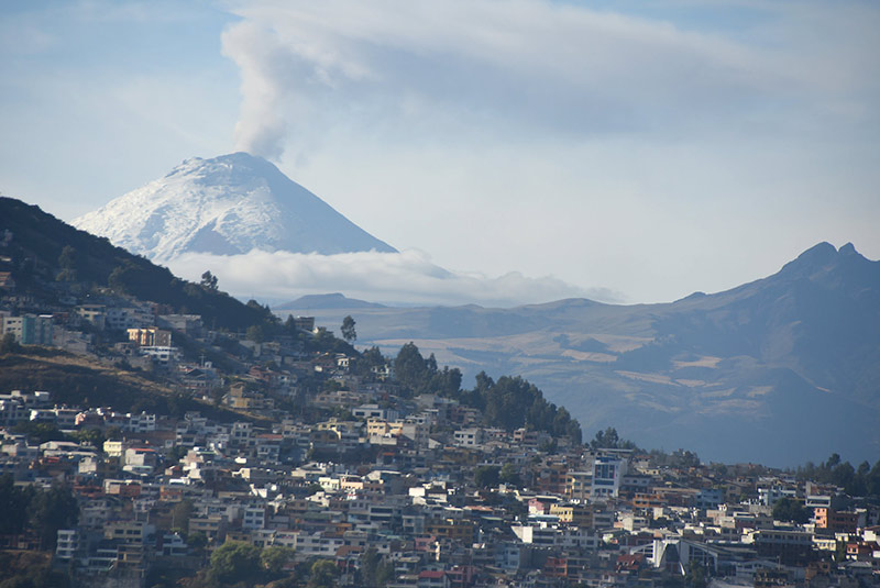 Quito e Vulcano Cotopaxi