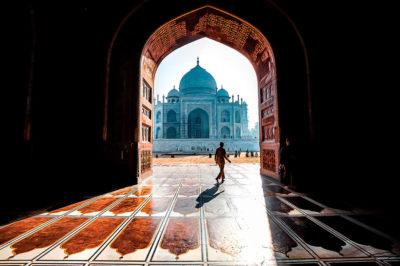 Kau Ban Mosque - Taj Mahal