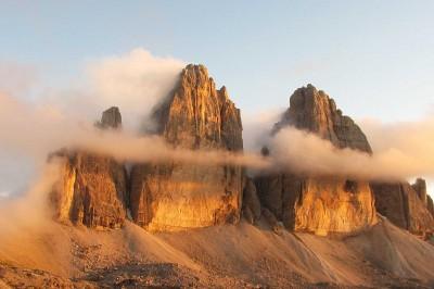 arrampicare sulle Dolomiti