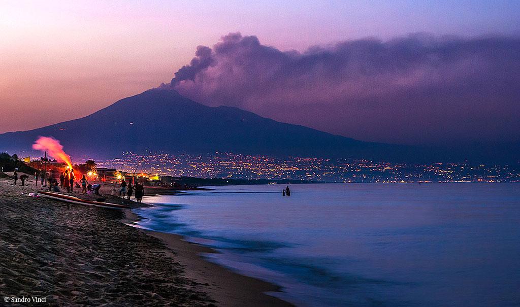 Sicilia, Etna