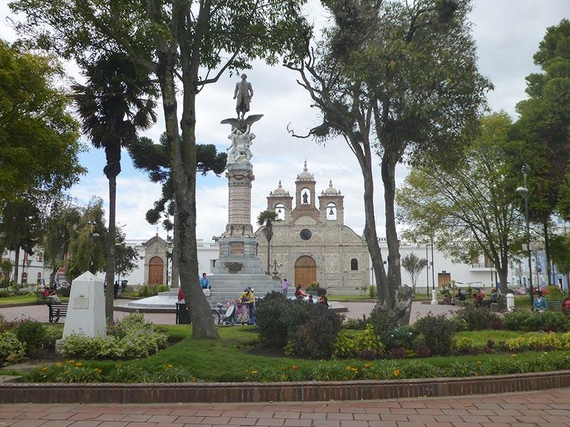 Cattedrale di Riobamba
