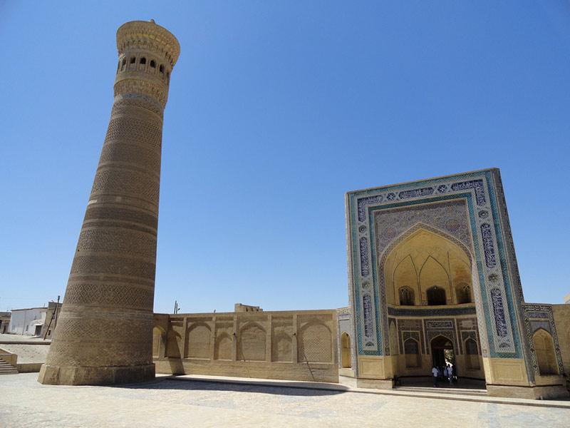 Buchara, Uzbekistan - CC Fabio Achilli