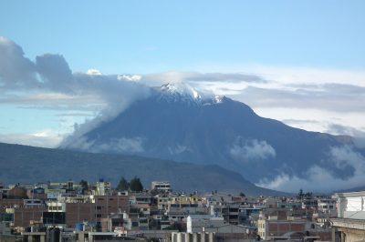 Riobamba e Vulcano Tungurawa