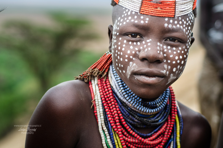 Etiopia: tribù Karo