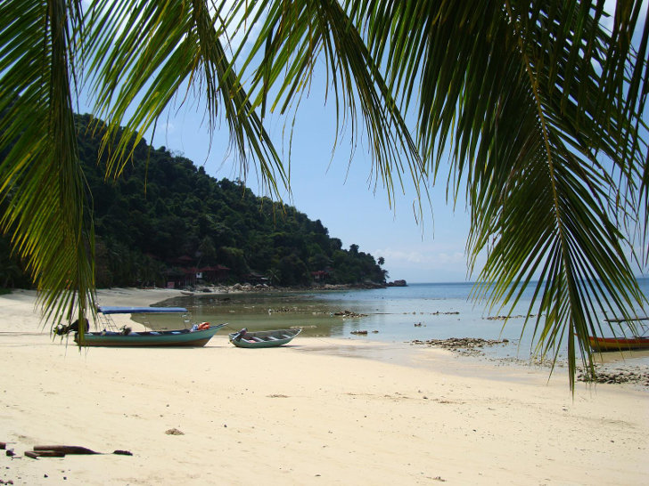 isole Perhentian, Malesia
