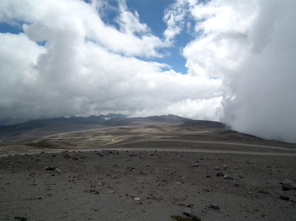 Vulcano Chimborazo - Foto di Chiara Sonzogni