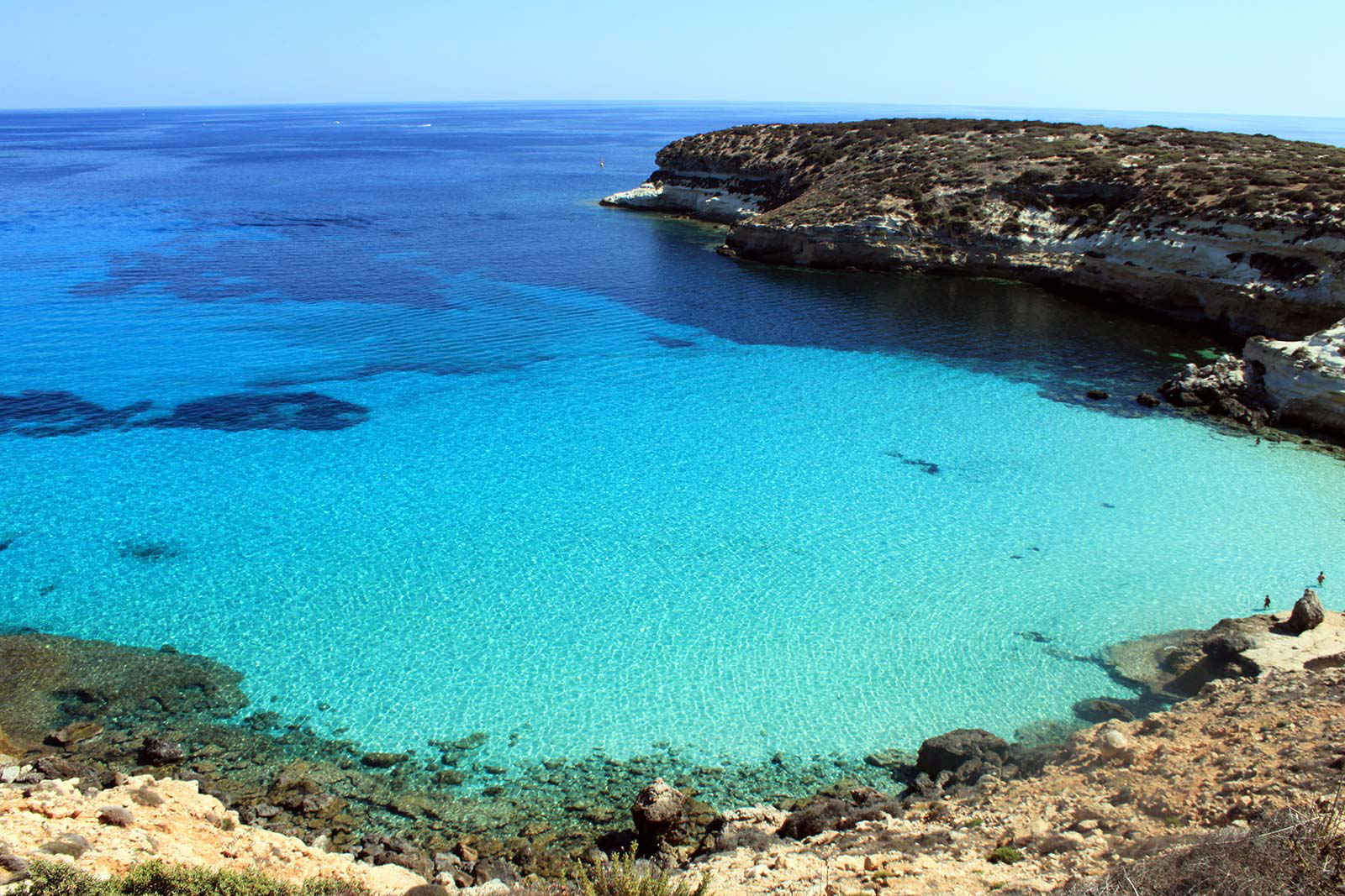 Cinque spiagge in sicilia da non perdere viaggio nel mondo for Best beach near la