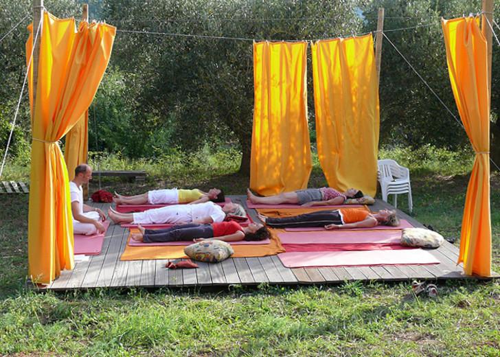 Yoga Hotel isola d'Elba