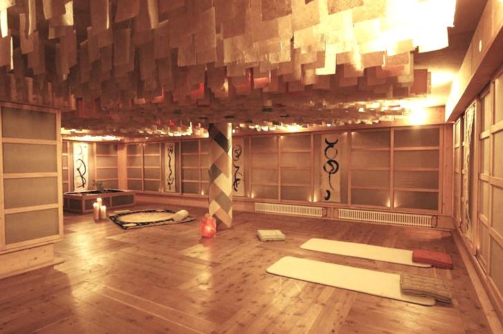 yoga hotel trentino