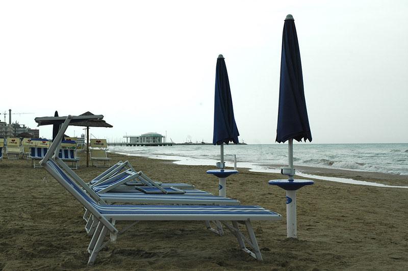 senigallia, spiaggia