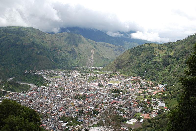 Baños de Agua Santa, Ecuador - Foto di Diana Maria Zilioli