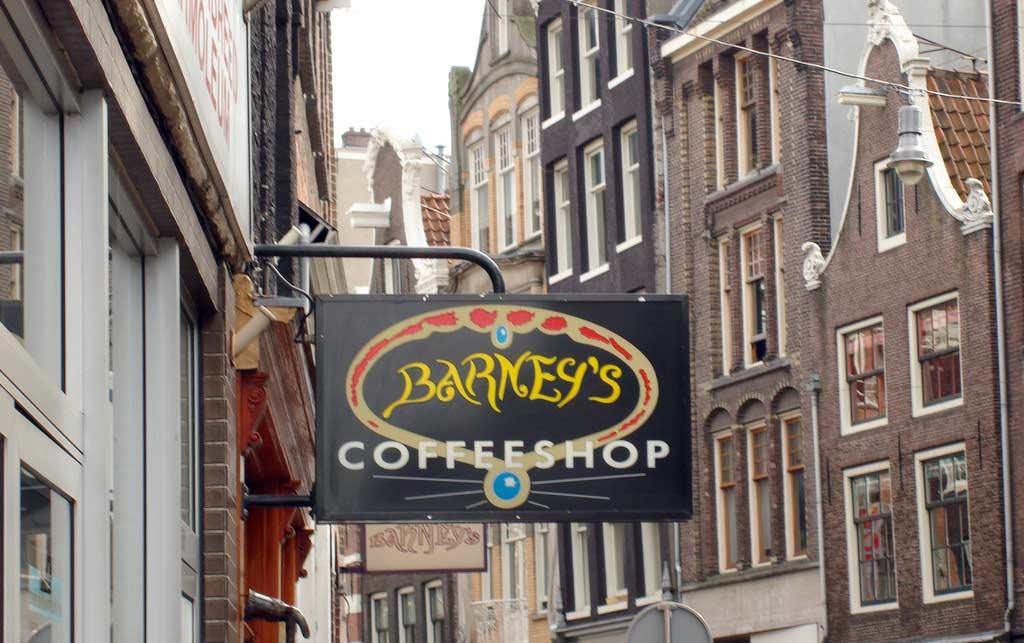 Barney's Cofeeshop