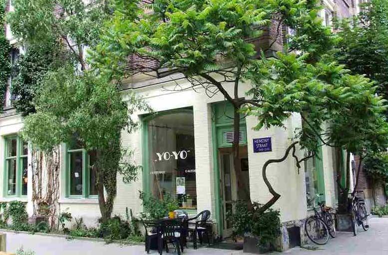 Yo-Yo Coffeeshop