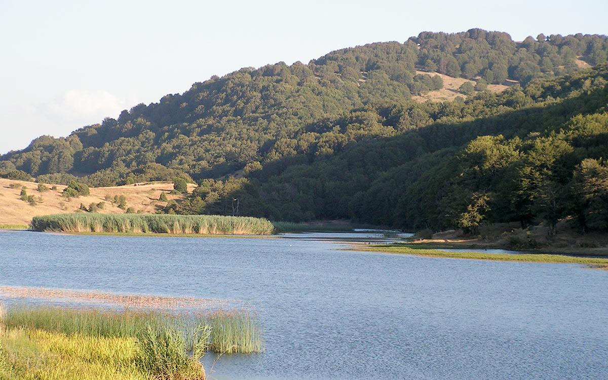 Lago Biiviere, Parco dei Nebrodi