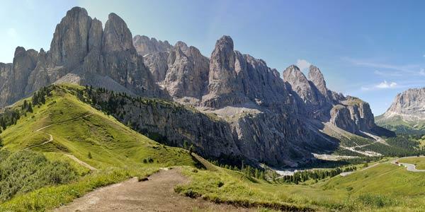 montagne italiane