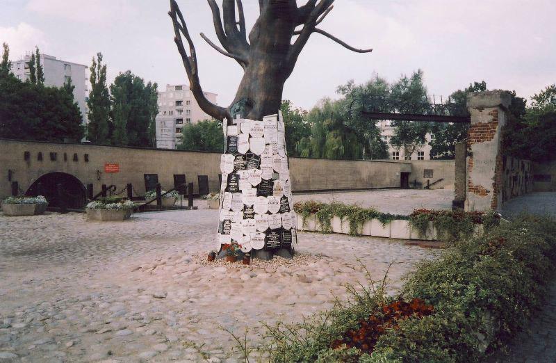 prigione di Pawiak - Varsavia