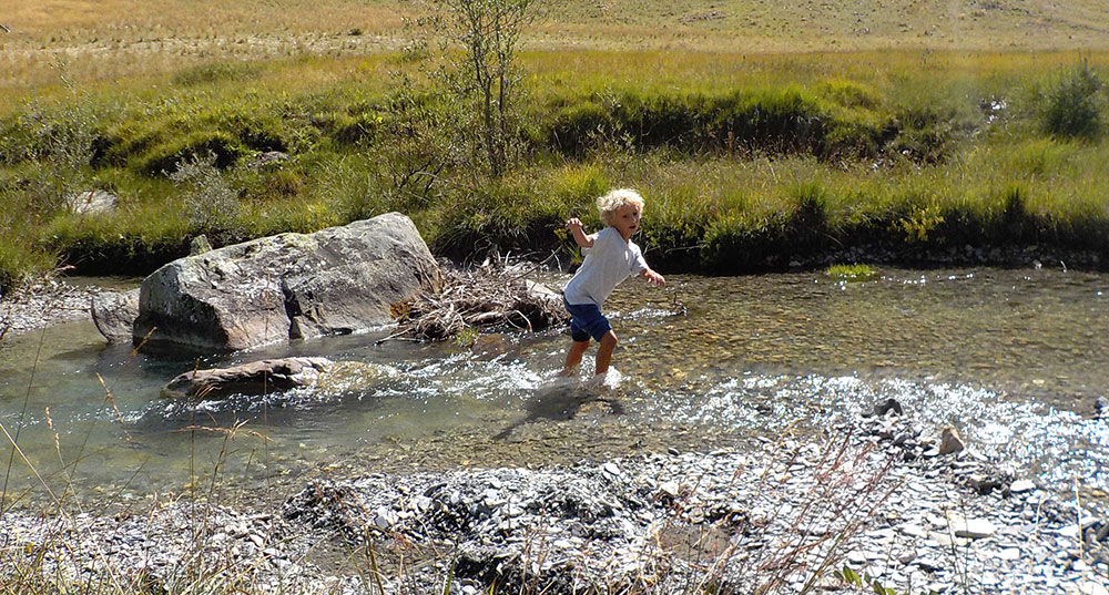 vacanze natura bambini